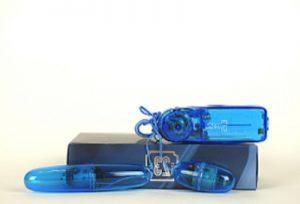 Doppel-Bullet mit Fernbedienung