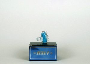 Fingervibrator mit Lamellen