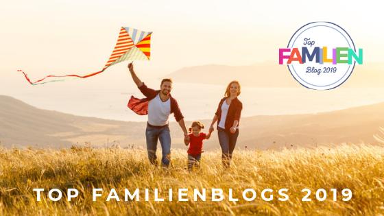 Top Mamablogs, Papablogs, Familienblogs 2019