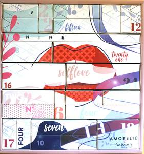 Amorelie Adventskalender Selflove 2019