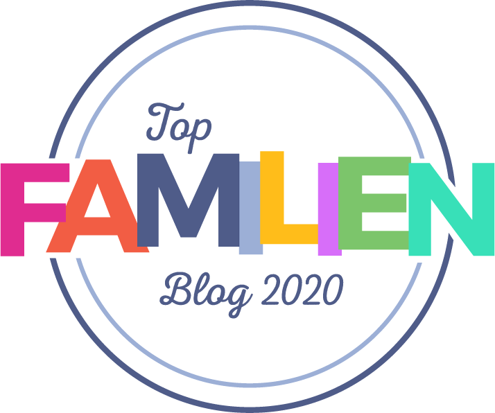 Top Familienblogs 2020 Gütesiegel
