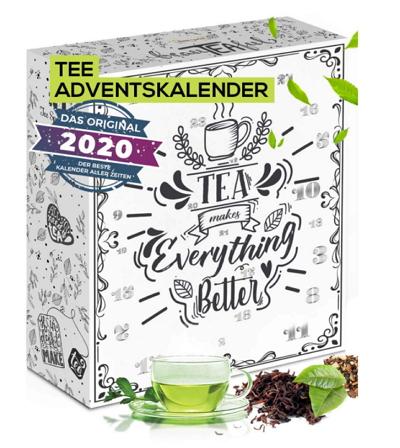 Boxiland Tee-Adventskalender 2020