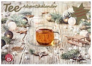 Kleiner Adventskalender vom English Tea Shop