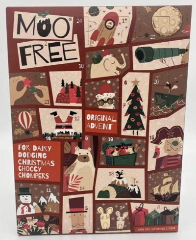 Moo Free veganer Adventskalender 2020