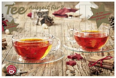 Roth Tee Adventskalender für Zwei 2020