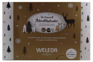 Weleda DIY Kalender aus 2019