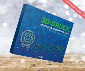 3D-Druck Adventskalender