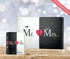 Accentra AK Mr & Mrs für Paare Adventskalender 2020 (1)