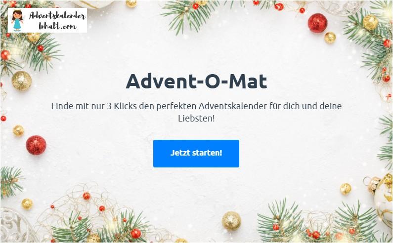 Advent-O-Mat Screenshot