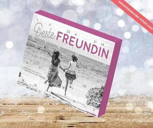 "Adventskalender ""Beste Freundin"""
