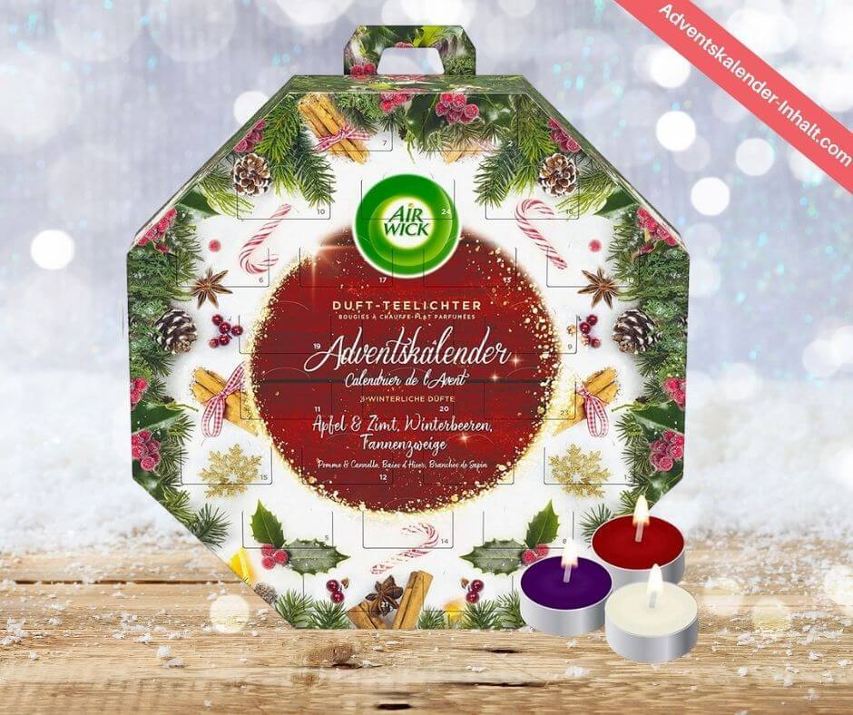 Air Wick Adventskalender