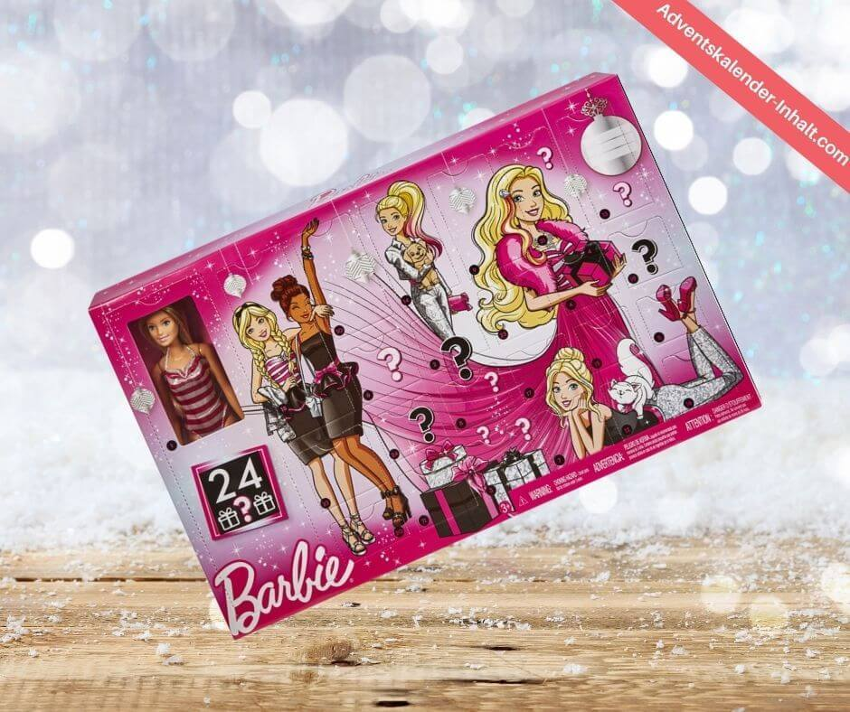 Barbie Beauty Adventskalender 2020