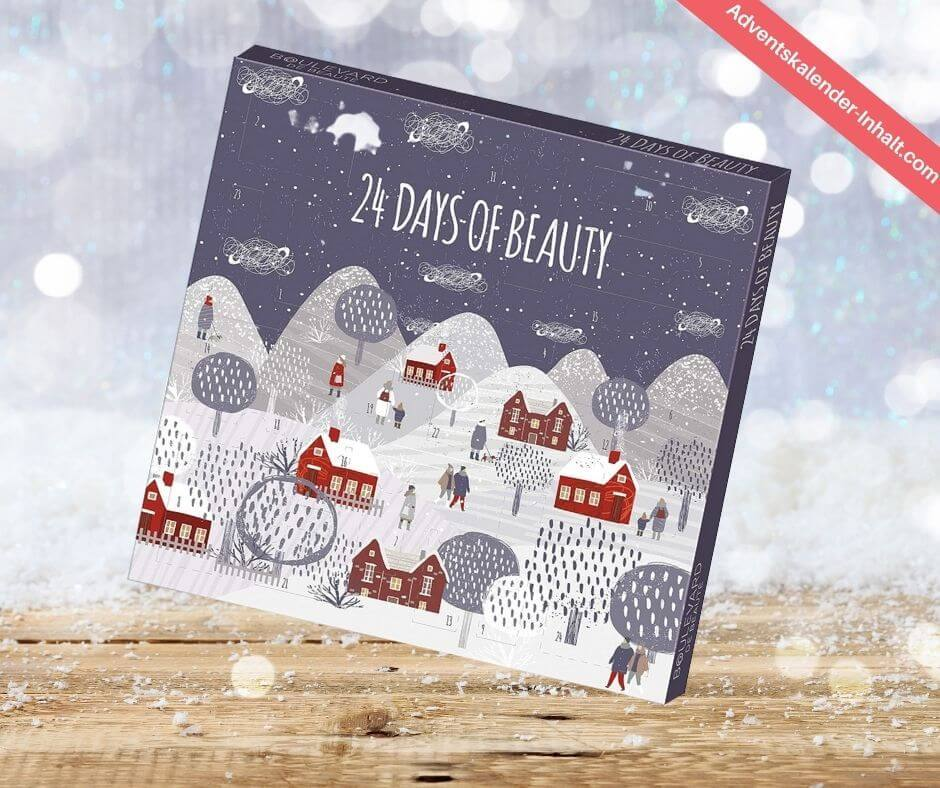 "Boulevard de Beauté Adventskalender ""24 Days of Beauty"""