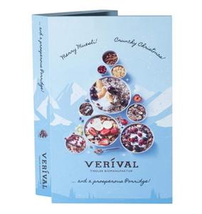 Buch Fitness Weihnachtskalender Verival 2020