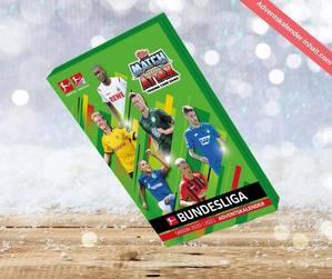 Bundesliga Match Attax Adventskalender 2020