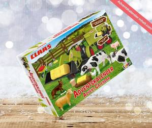 CLAAS Adventskalender CRAZE 2020