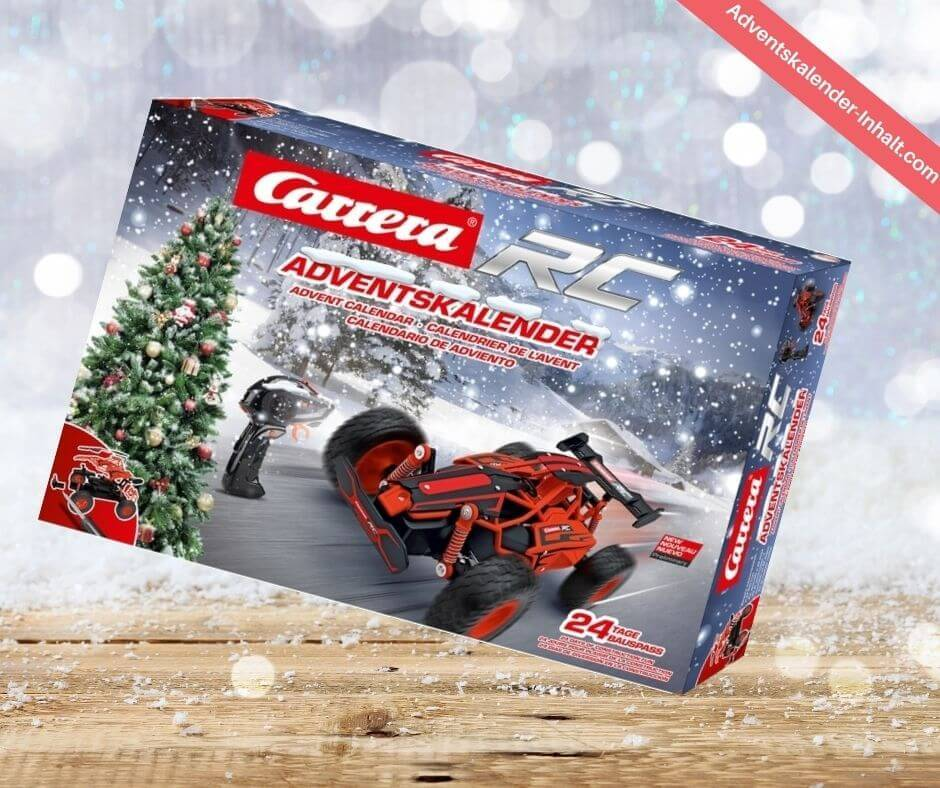 Carrera Adventskalender