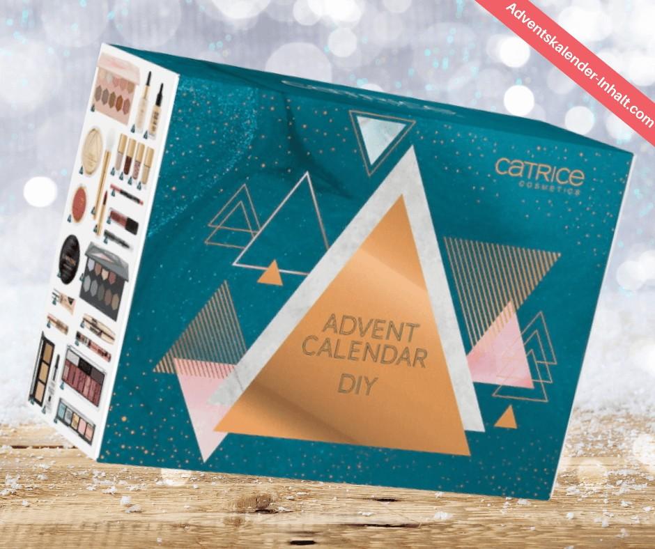 Catrice DIY Adventskalender