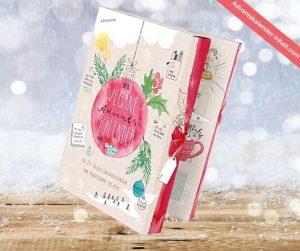 Der vegane Süßigkeiten-Adventskalender