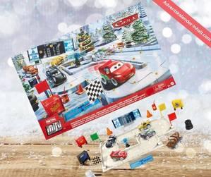 Disney Cars Mini Adventskalender 2020