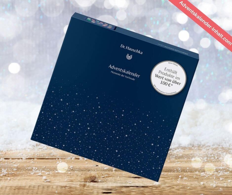 Dr. Hauschka Adventskalender 2020 (1)