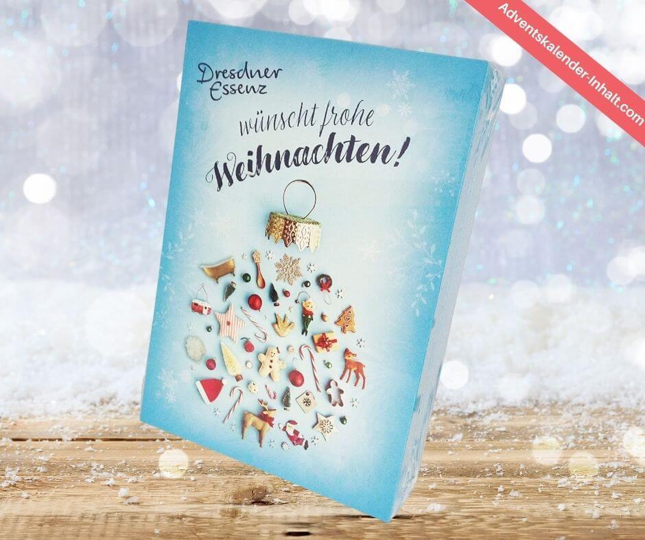 Dresdner Essenz Adventskalender