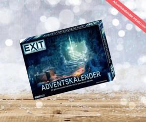 EXIT – Das Spiel -Der Adventskalender