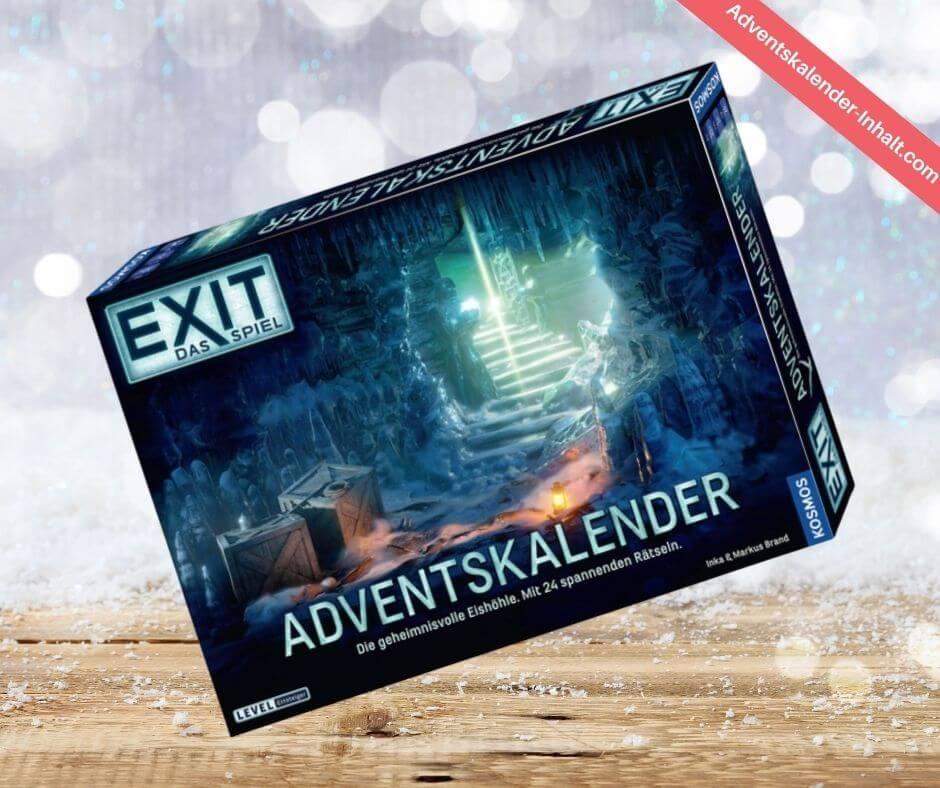 EXIT Das Spiel Adventskalender 2020