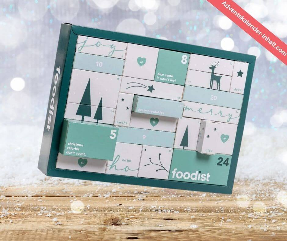 Foodist Adventskalender 2019