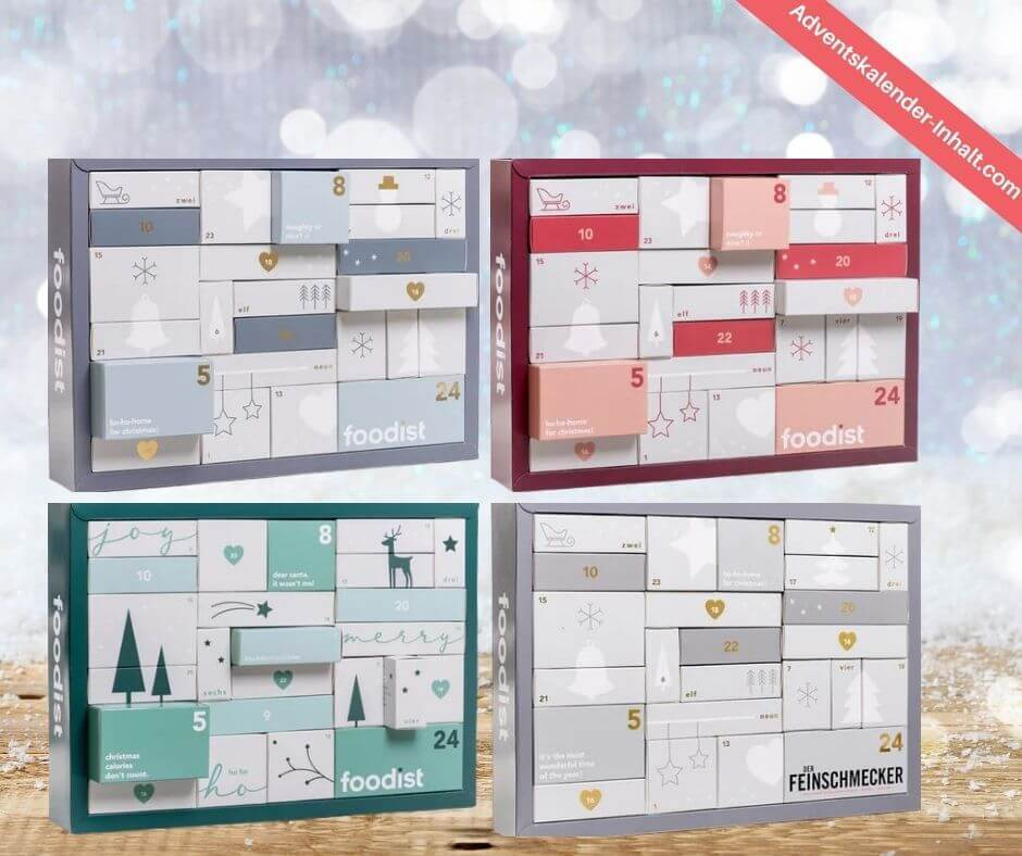 Foodist Adventskalender