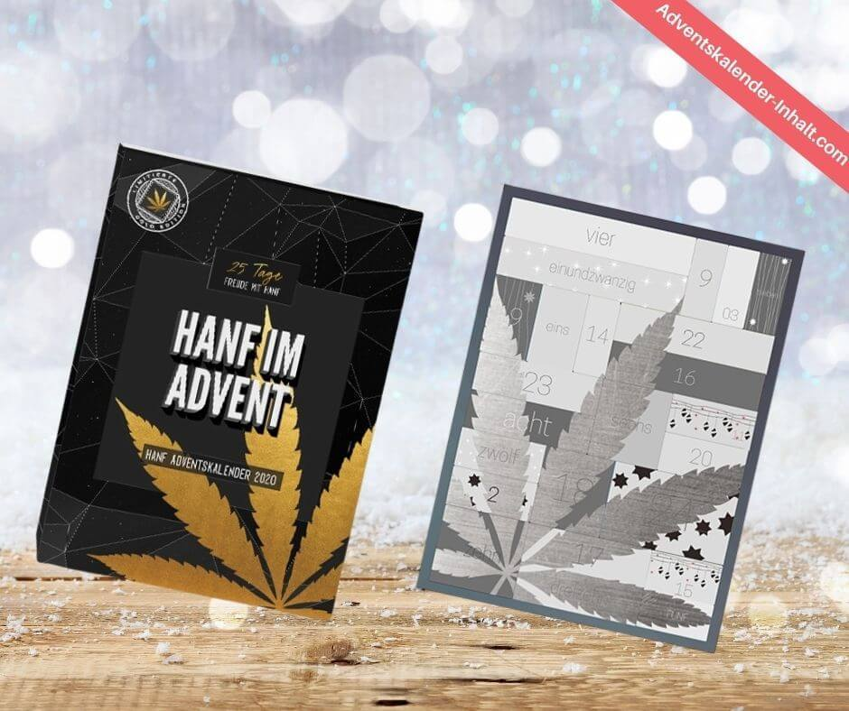 Hanf Adventskalender