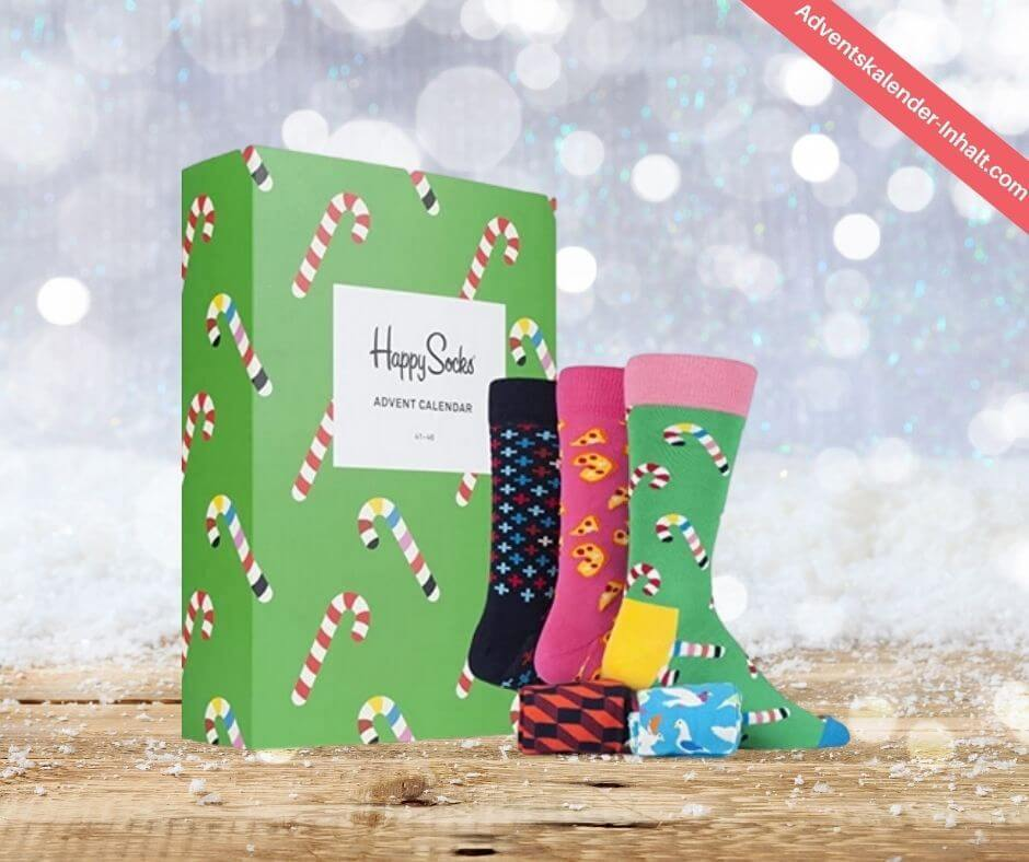 Happy Socks Adventskalender