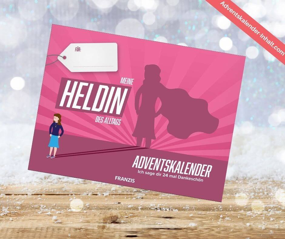 Heldin des Alltags Adventskalender