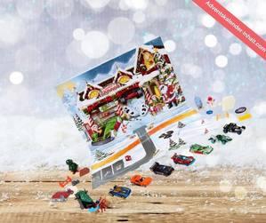Mattel Hot Wheels Adventskalender 2020