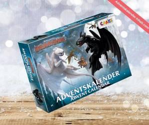 CRAZE Dragons Adventskalender 2020