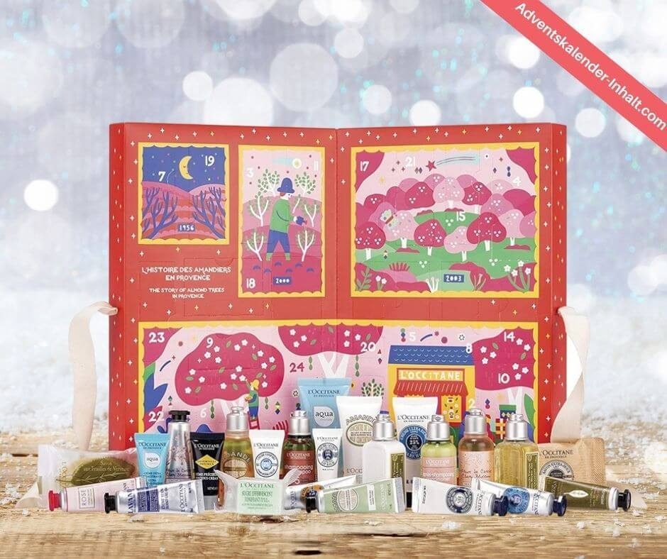 L´OCCITANE Adventskalender
