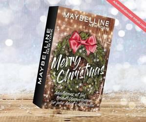 Maybelline New York Adventskalender 2020 (1)