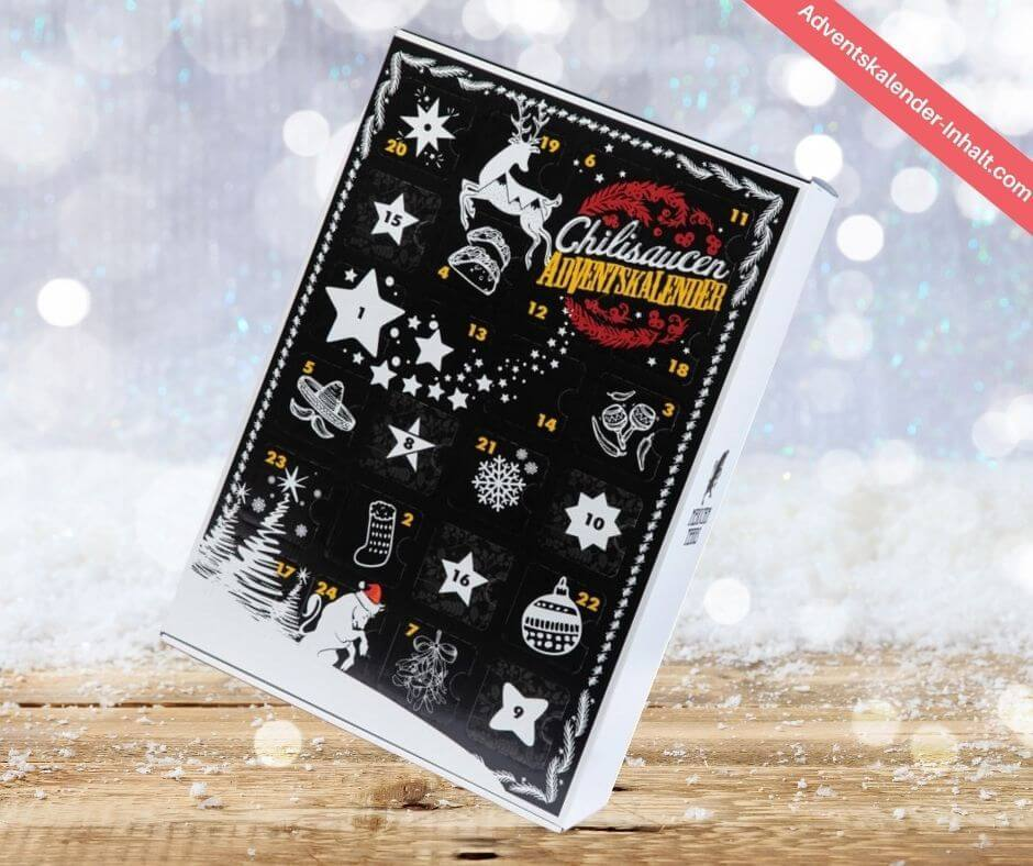 Mexican Tears Adventskalender