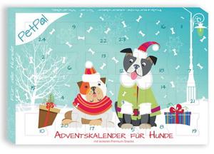 PetPäl Hunde Adventskalender