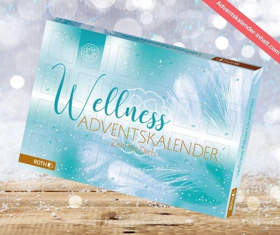 """ROTH Wellness-Adventskalender """"Zeit für dich"""""""