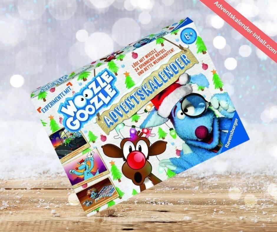 Ravensburger Woozle Goozle Adventskalender 2020