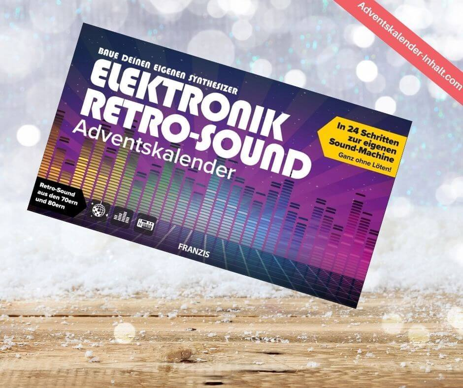Retro Sound Adventskalender