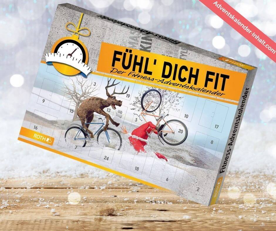 "Roth ""Fühl dich fit!"" Fitness-Adventskalender"