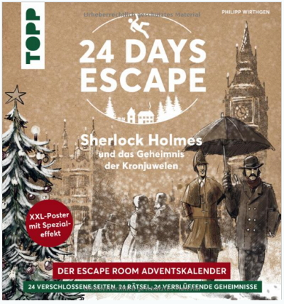 Sherlock Holmes Adventskalender