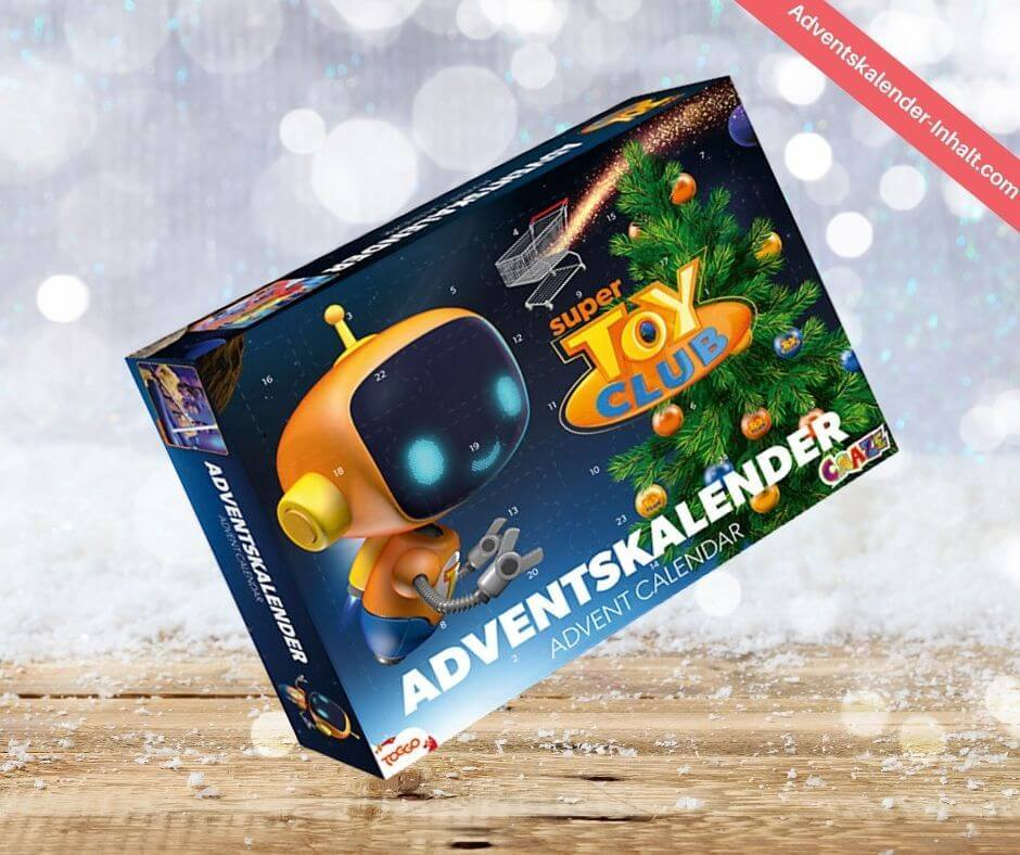 Toy Club Adventskalender 2020