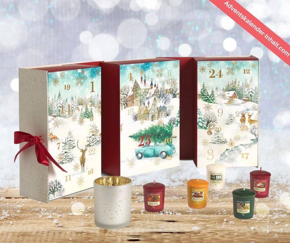 Yankee Candle Adventskalender