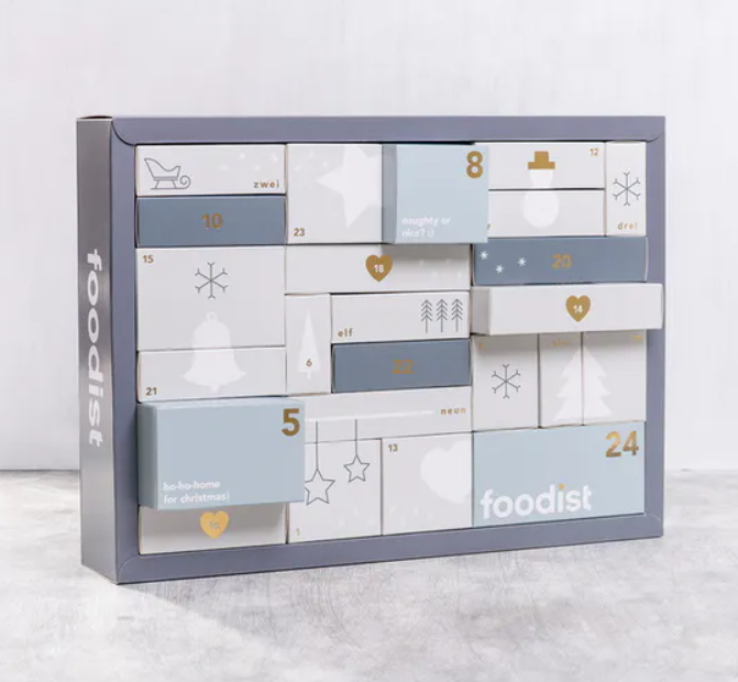 foodist adventskalender 2020