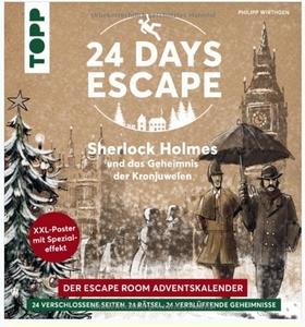 24 DAYS ESCAPE – Sherlock Holmes