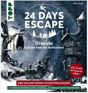 24 Day Escape Dracula und das Fest der Verfluchten
