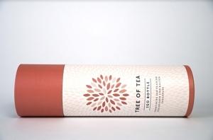 2go Bottle Glas Roségold